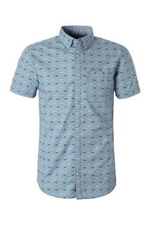 Sean regular fit overhemd
