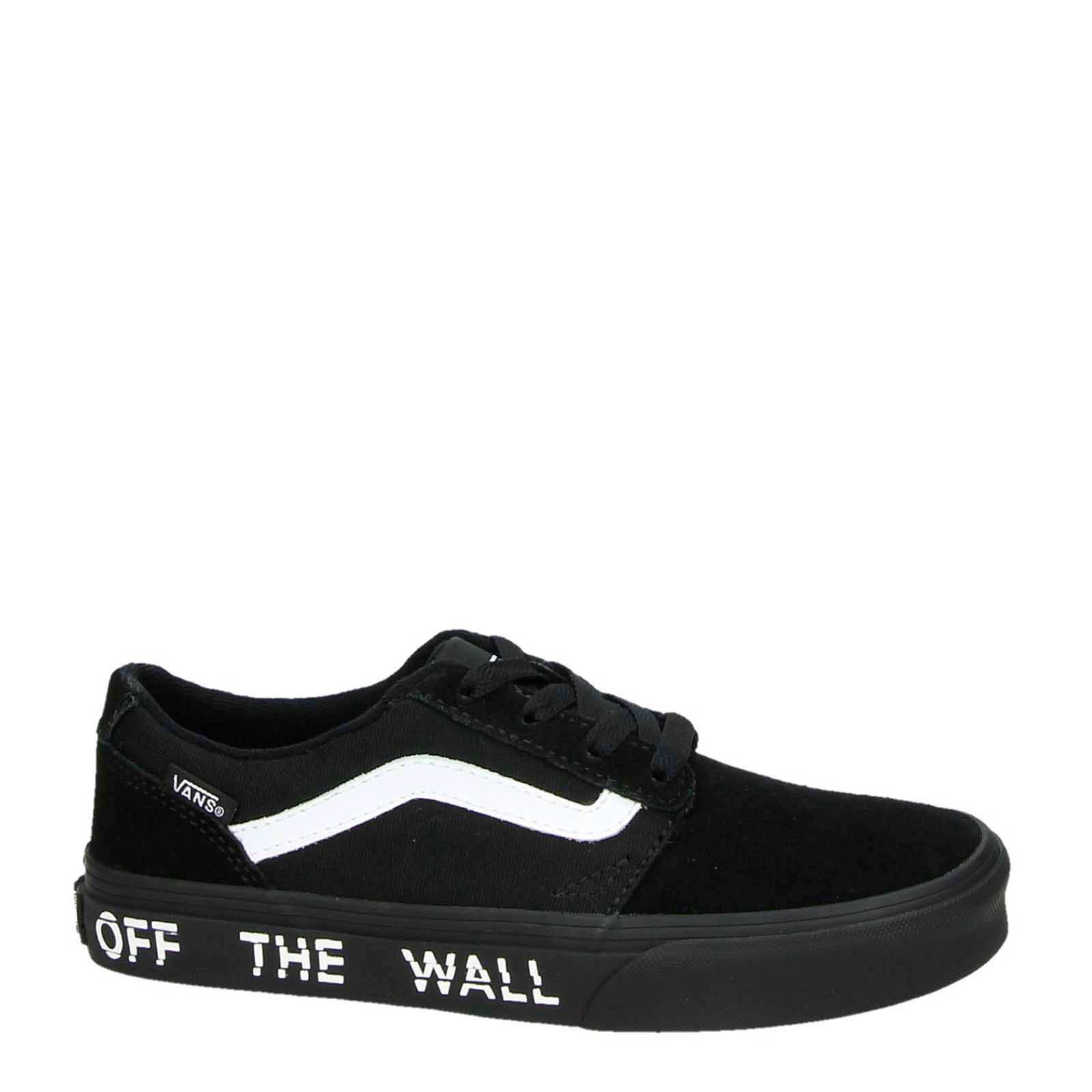 vans chapman stripe heren sneakers