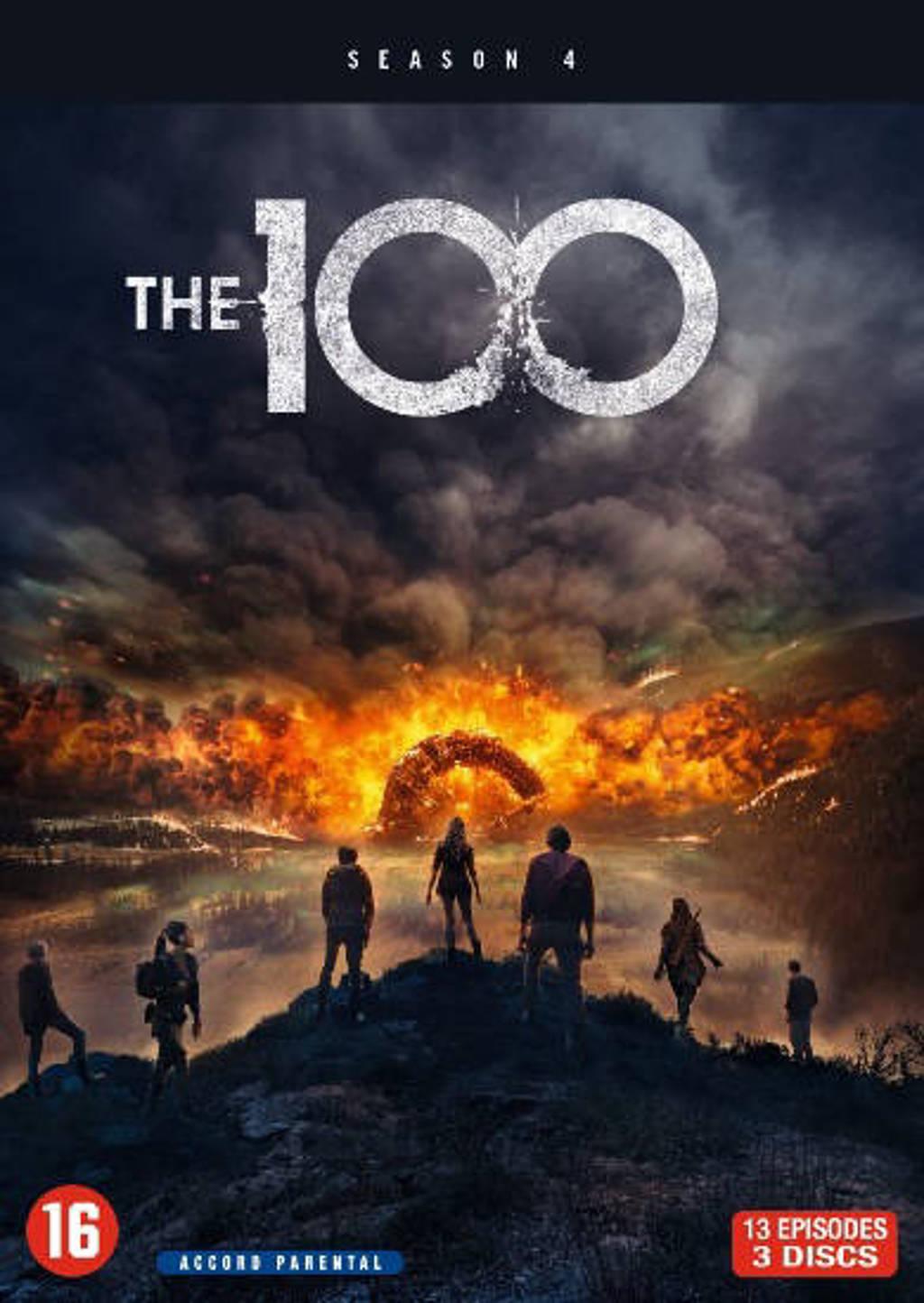 The 100 - Seizoen 4 (DVD)