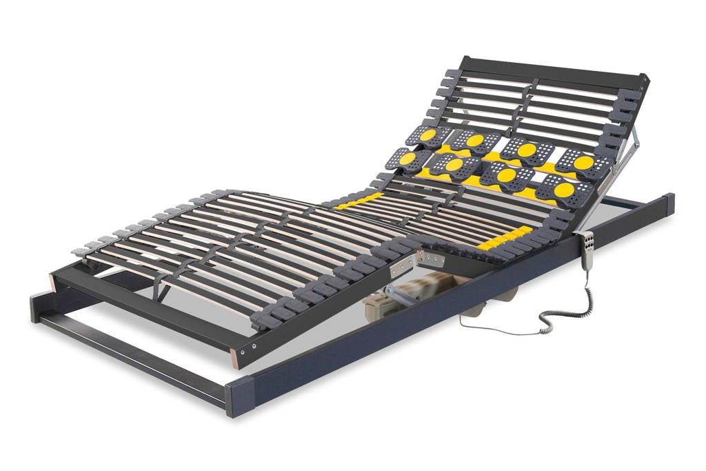 Beter Bed lattenbodem Bossflex 600 de luxe elektrisch, 80x200