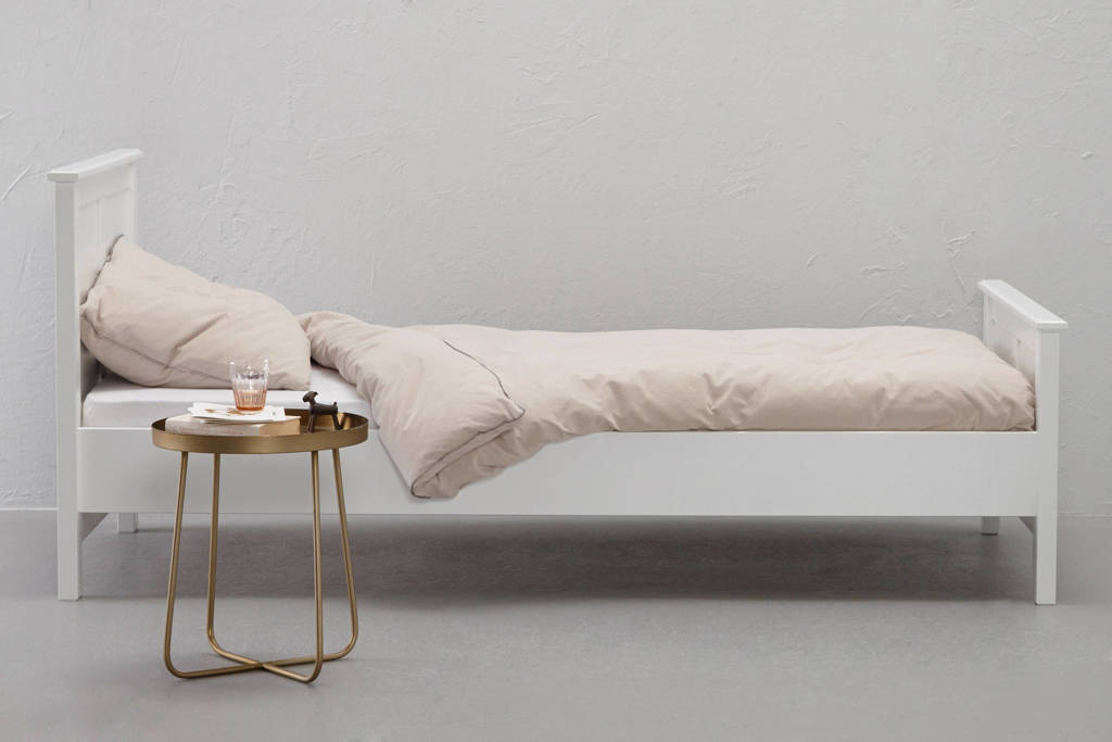 Beter Bed bed Fontana (90x200 cm), Wit