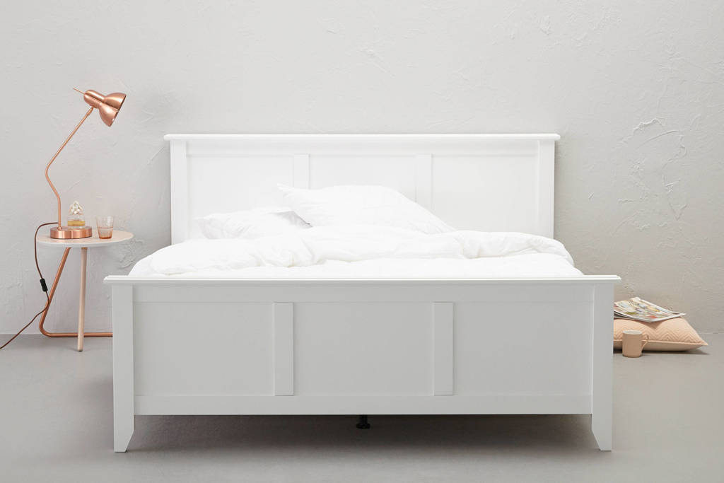 Beter Bed bed Fontana (160x200 cm), Wit