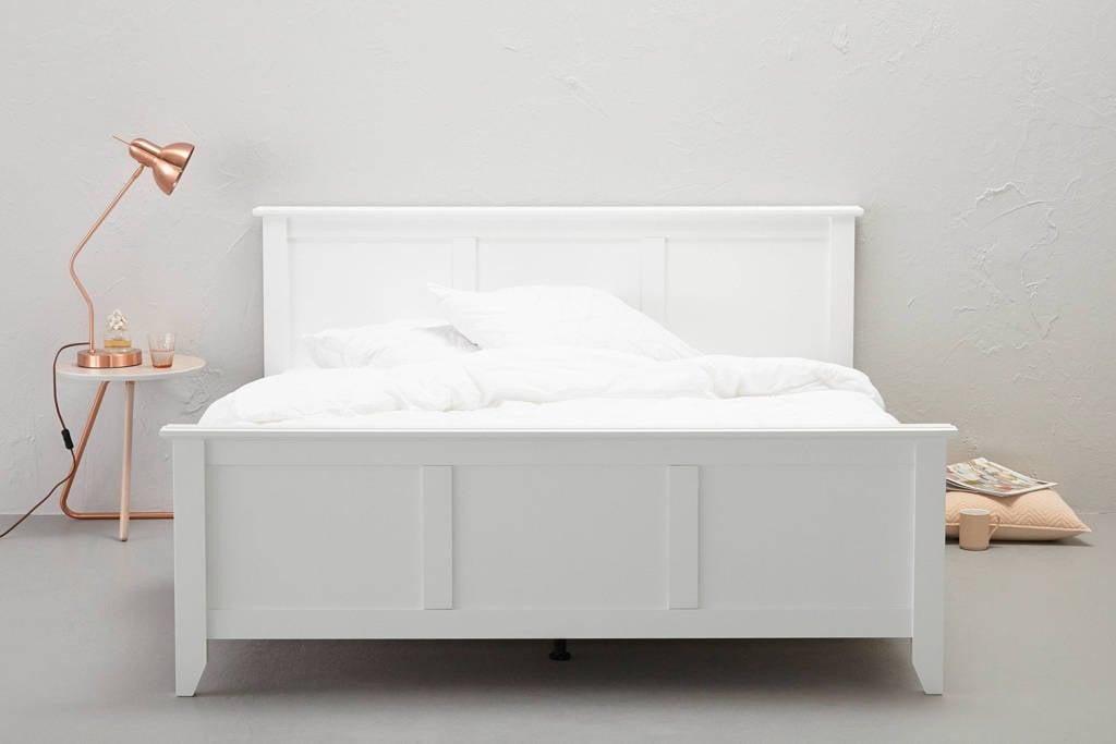 Tweepersoonsbed Beter Bed.Beter Bed Bed Fontana 140x210 Cm Wehkamp