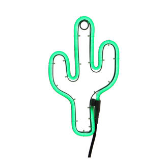 neonverlichting Cactus (led)