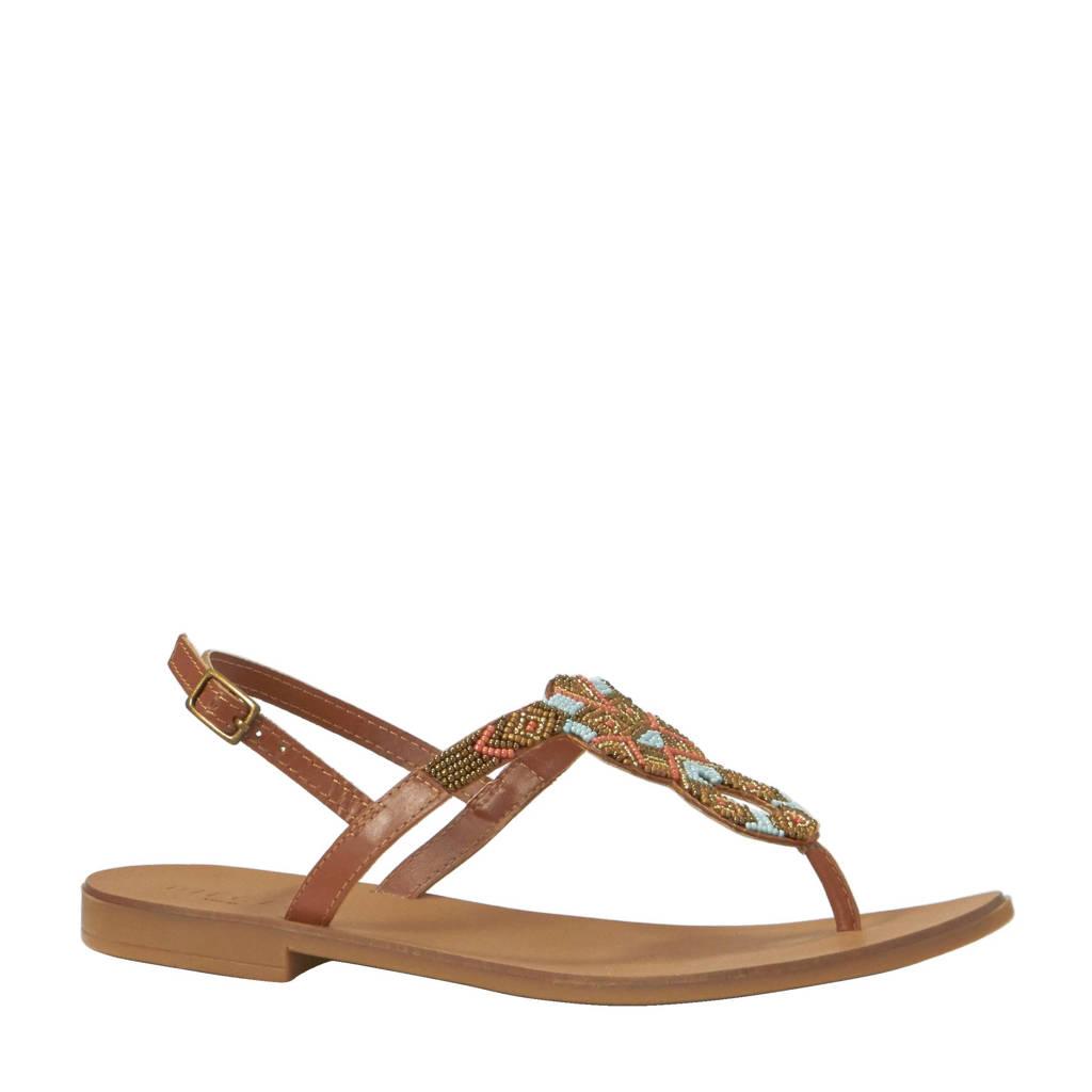 Verwonderend PIECES sandalen met kraaltjes | wehkamp VG-51