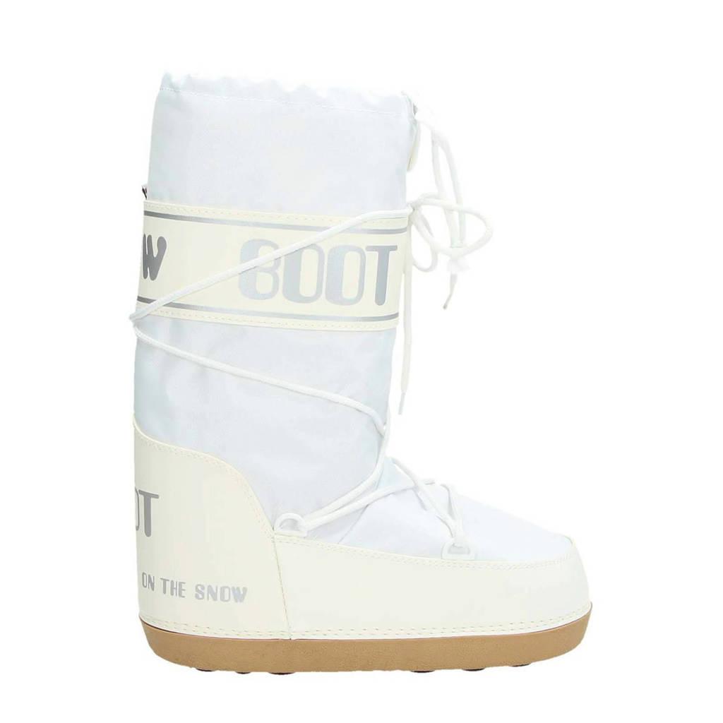 Nelson   snowboots wit, Wit