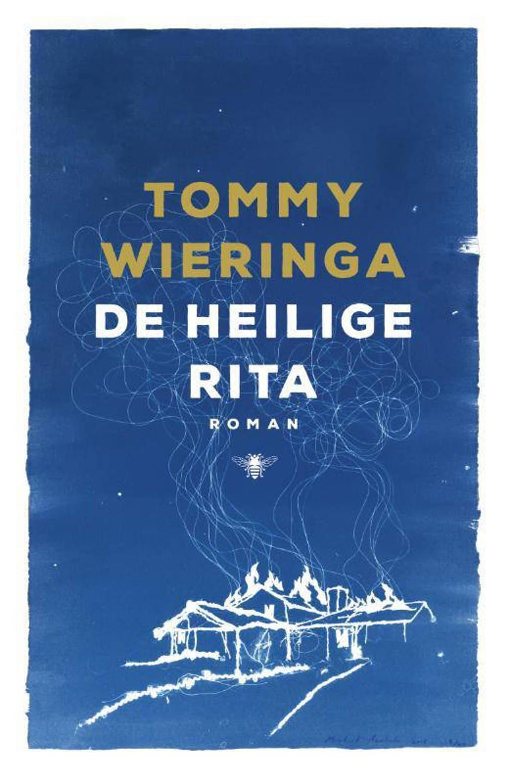 De heilige Rita - Tommy Wieringa