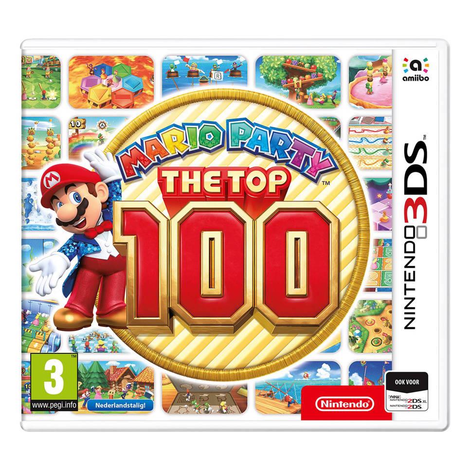Mario Party: Top 100 (Nintendo 3DS)