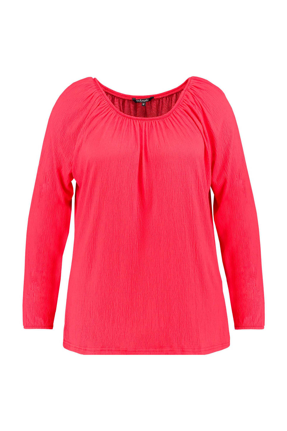 MS Mode top, Rood