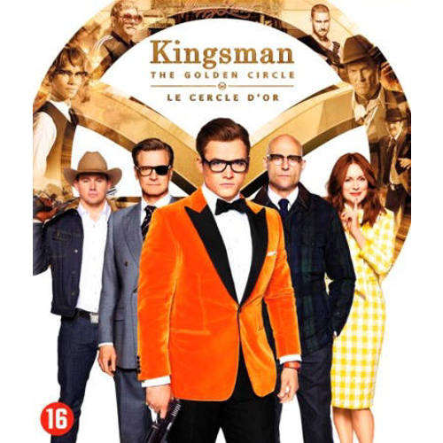 Kingsman - The golden circle (Blu-ray) kopen