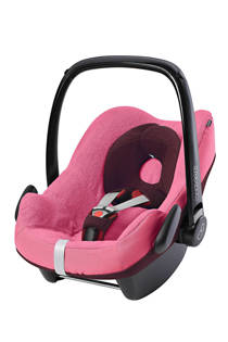 Maxi-Cosi Pebble autostoelhoes roze