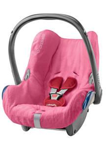 CabrioFix autostoelhoes roze