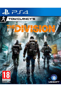 Tom Clancy's The Division (PlayStation 4), Sony PlayStation 4