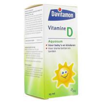 Davitamon Vitamine D Aquosum druppels - 25 ml