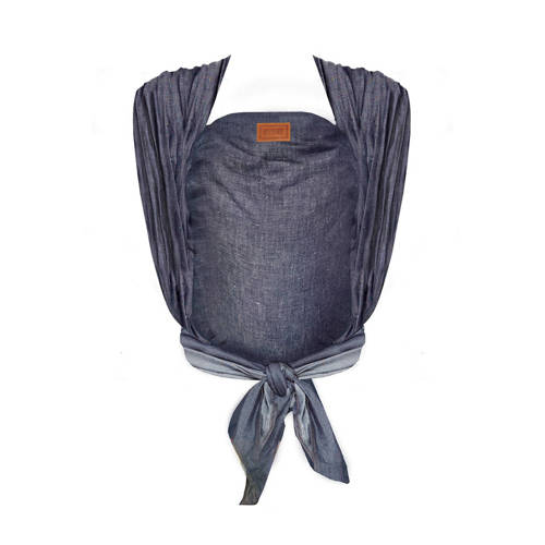 ByKay Denim Dark Jeans geweven draagdoek (maat L)
