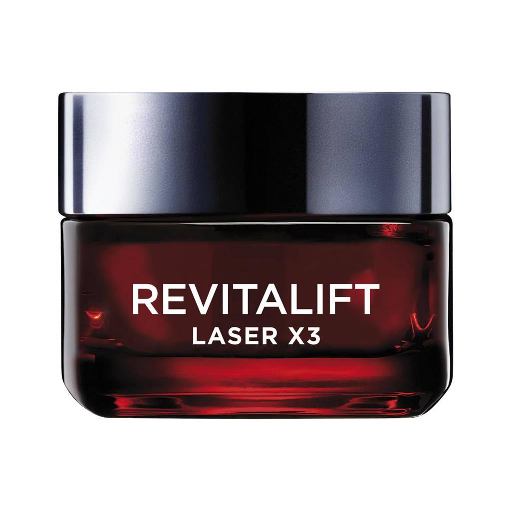 L'Oréal Paris Skin Expert Revitalift Laser X3 dagcrème