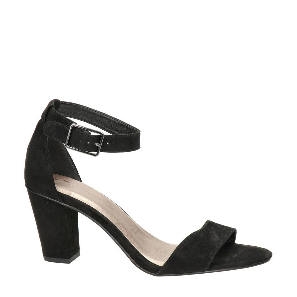 Tamaris sandalettes, Zwart