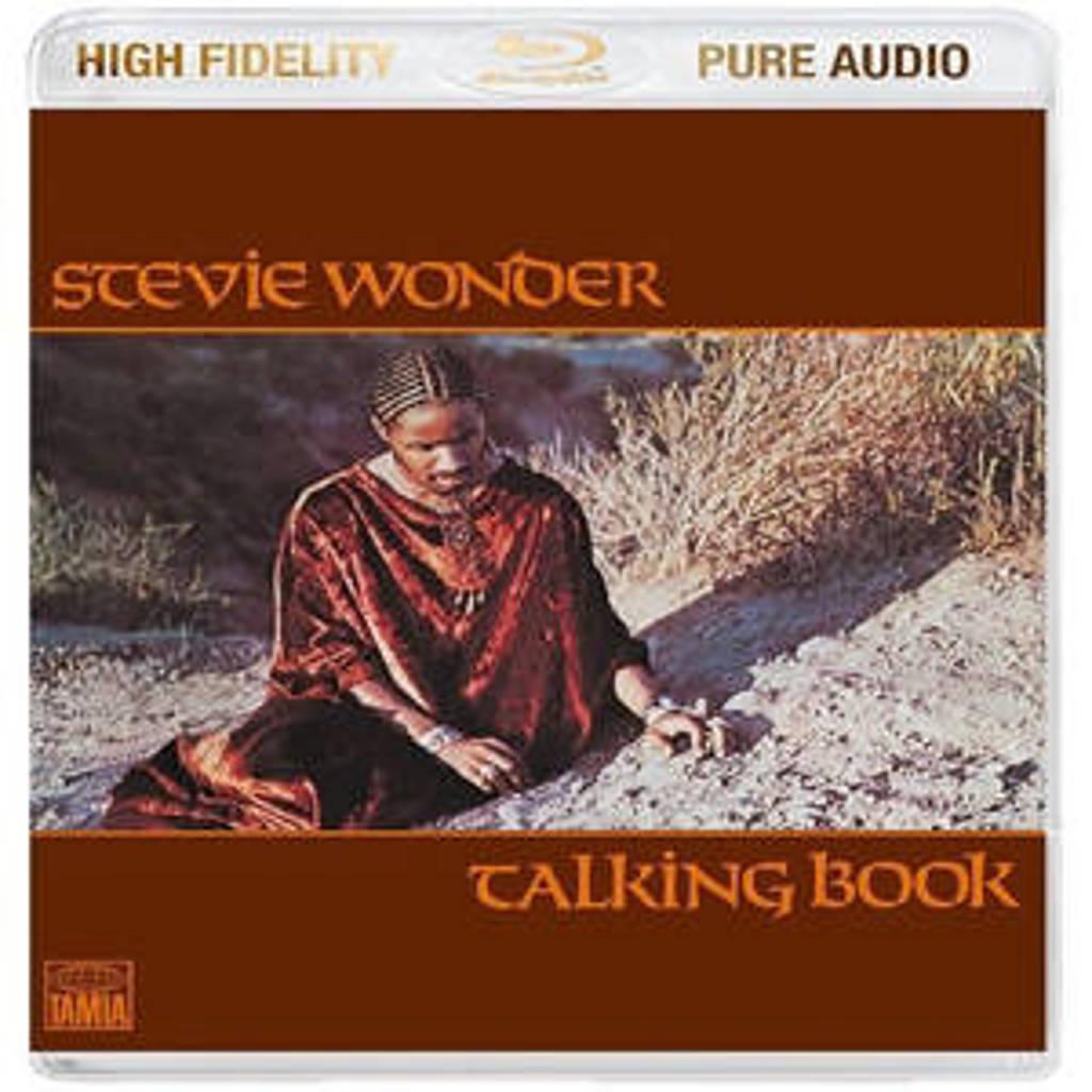 Stevie Wonder - Talking Book (Blu-ray)