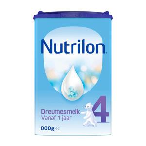 4 Dreumesmelk - flesvoeding - vanaf 1 jaar