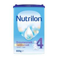 Nutrilon  Dreumesmelk 4 Vanille - vanaf 12 maanden - 800 gram - Flesvoeding