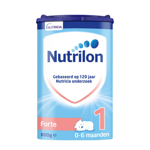 Nutrilon Zuigelingenvoeding 1 Forte 0-6 Maanden vanaf0mnd 900gram