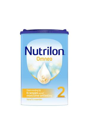 Omneo 2 - vanaf 6 maanden - dieetvoeding bij krampjes en/of moeizame ontlasting - 800 gram - Flesvoeding