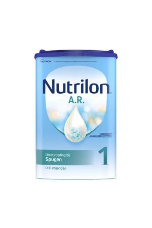 A.R. 1 - vanaf 0 maanden - dieetvoeding bij spugen - 800 gram - Flesvoeding