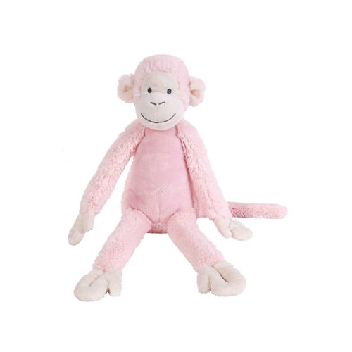 Happy Horse Pink Monkey Mickey knuffel