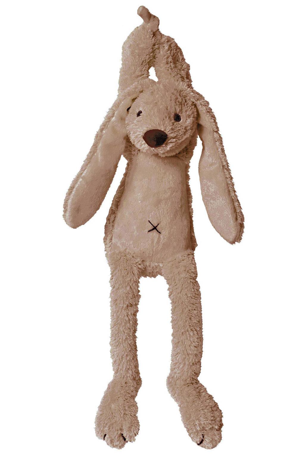 Happy Horse konijn Richie muziek knuffel 25 cm, Clay