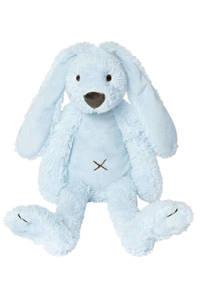 Happy Horse konijn Richie knuffel 38 cm, Blauw