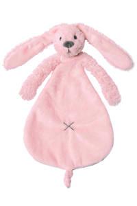 Happy Horse konijn Richie knuffeldoekje, Pink
