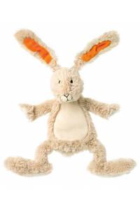 Happy Horse konijn Twine knuffeldoekje, Beige