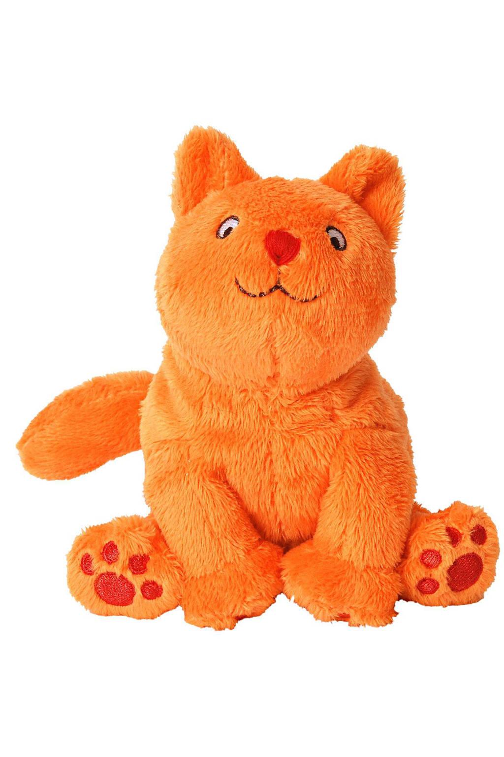 Happy Horse mini Dikkie Dik knuffel 14 cm, Oranje