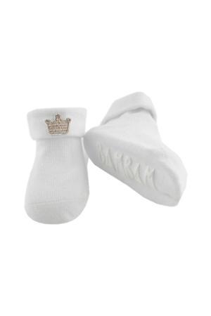 newborn baby sokken Crown