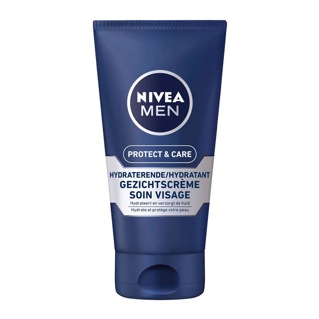 NIVEA FOR MEN Protect & Care hydraterende gezichtscrème - 75 ml