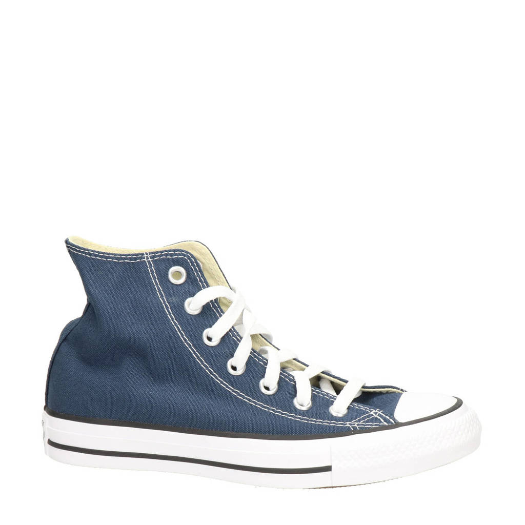 7b1cb646cce Converse All Stars gympen, Donker blauw