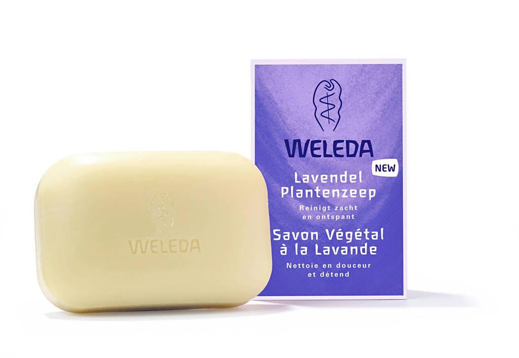 Weleda Lavendel Plantenzeep zeeptablet
