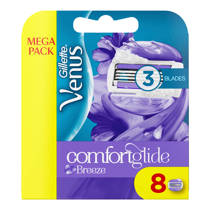 Gillette Venus Breeze - 8 scheermesjes