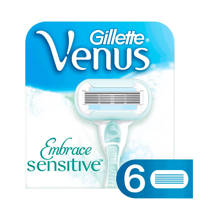 Gillette Venus Embrace Sensitive - 6 scheermesjes