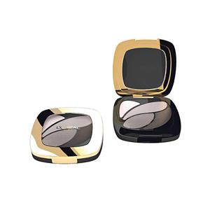 Color Riche Quad oogschaduw - E5 velours noir