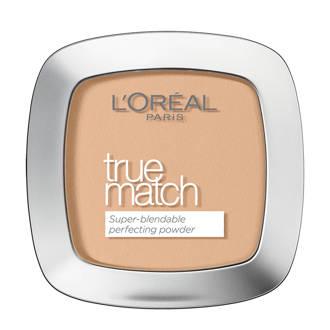 True Match compacte poeder- W5 golden sand