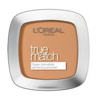 L'Oréal Paris True Match compacte poeder - W7 cinnamon, W7 Cinnamon