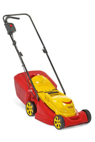 S 3800 E elektrische grasmaaier