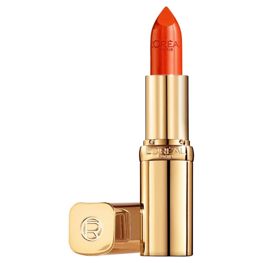 L'Oréal Paris Color Riche - 163 magic orange - lippenstift, 163 Magic Orange