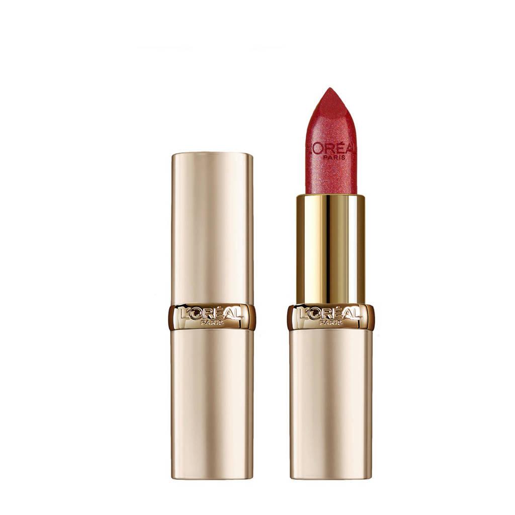 L'Oréal Paris Color Riche -  345 cherry chrystal - lippenstift, 345 Cherry Chrystal