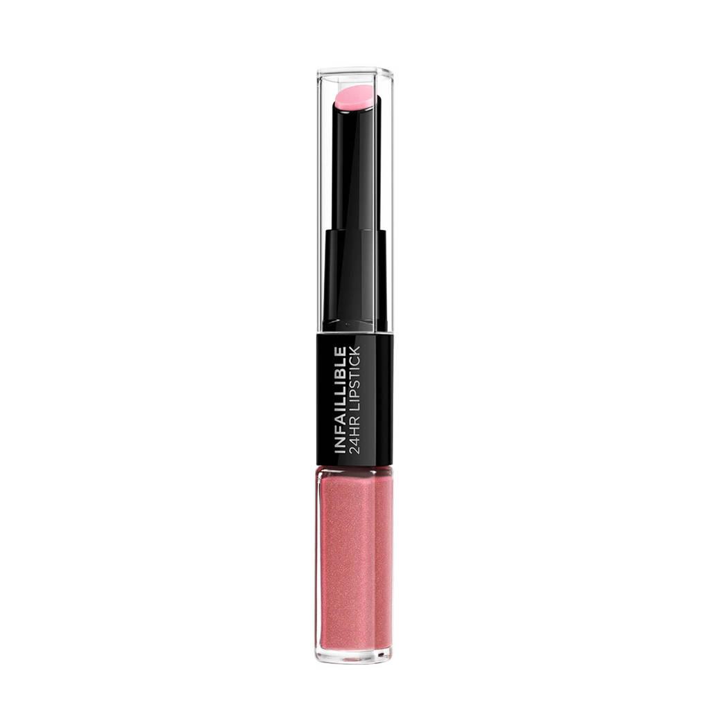 L'Oréal Paris Infallible - 110 Timeless Rose - lippenstift