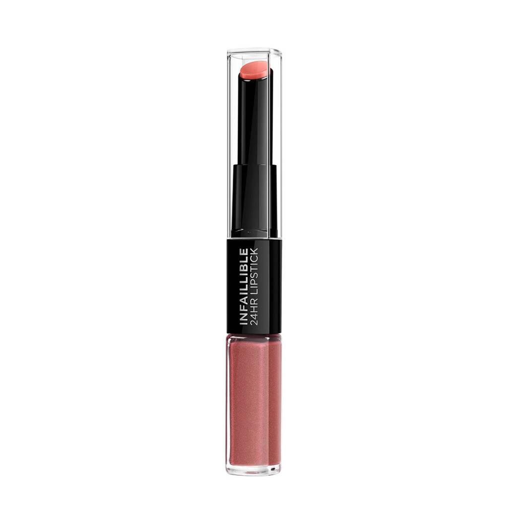 L'Oréal Paris Infallible - 312 Incessant Russet - lippenstift