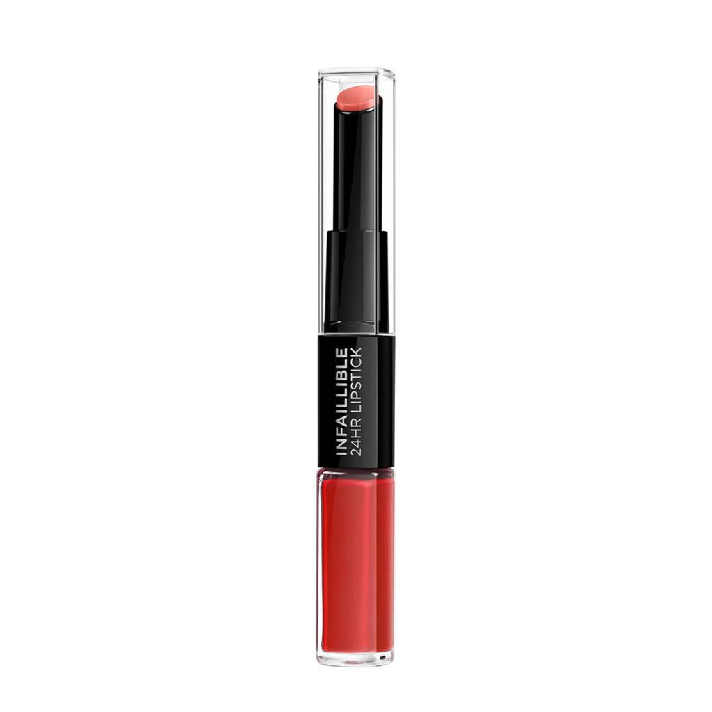 L'Oréal Paris Infaillible - 506 Red - lippenstift
