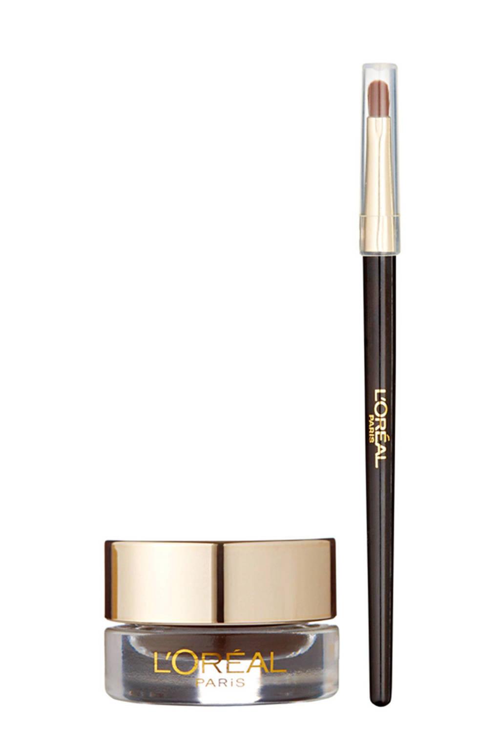 L'Oréal Paris Superliner Gel Intenza eyeliner, Zwart