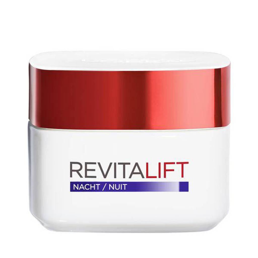 L'Oréal Paris Skin Expert Revitalift nachtcrème